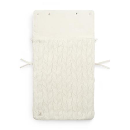 Jollein® Zimska vreča Basic Knit Ivory