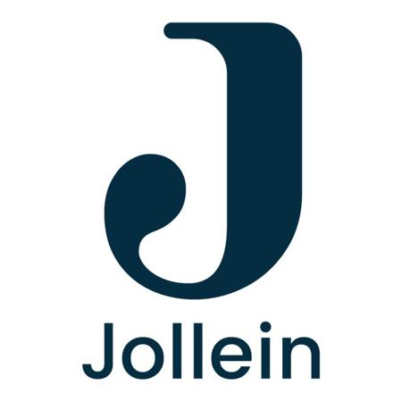 Jollein® Obroba za posteljico Spring Knit 180x35 Chestnut