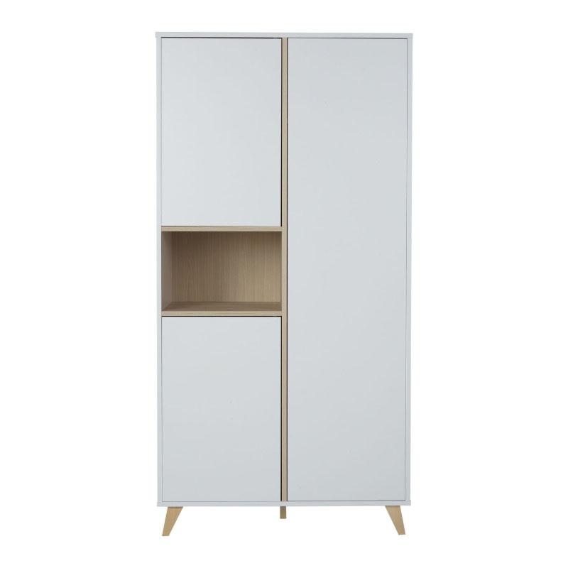 Quax® Omara Loft Closet White