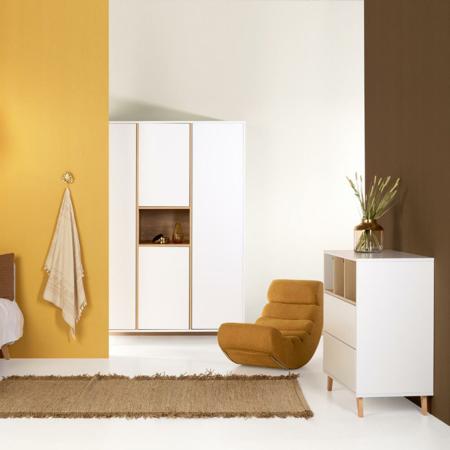 Quax® Omara Loft Cupboard XL White