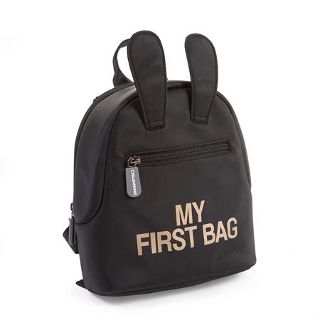 Childhome® Otroški nahrbtnik My First Bag Black