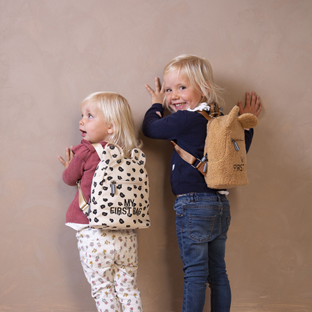 Childhome® Otroški nahrbtnik My First Bag Leopard