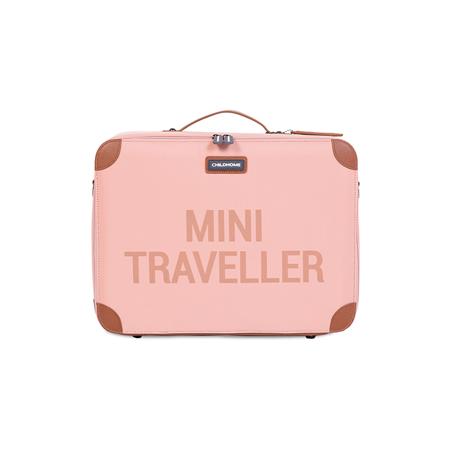 Slika Childhome® Potovalni kovček MINI Traveller Pink Copper