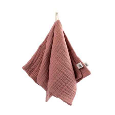 Slika Sebra® Komplet 3 krpic za umivanje Blossom Pink  20x20