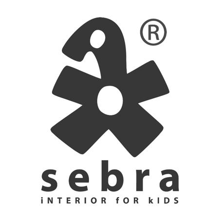 Sebra® Komplet 3 tetra pleničk Powder Blue  75x75