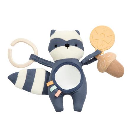 Sebra® Aktivnostna igračka Rebel Rakun Bramble Blue