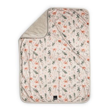 Elodie Details® Žametna odejica Meadow Blossom 75x100