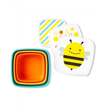 Skip Hop® Set škatlic za prigrizke Čebelica