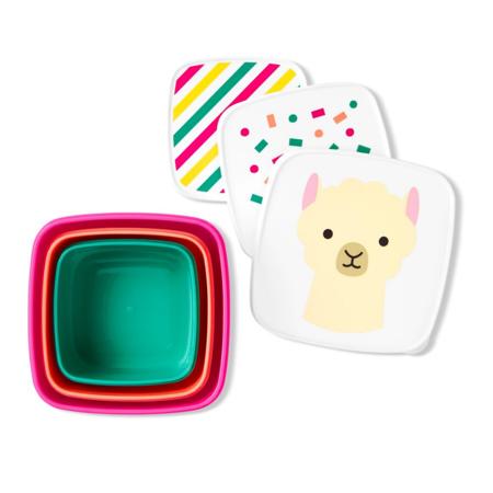 Skip Hop® Set škatlic za prigrizke Lama