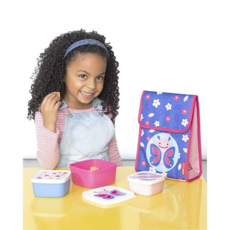Skip Hop® Set škatlic za prigrizke Metuljček