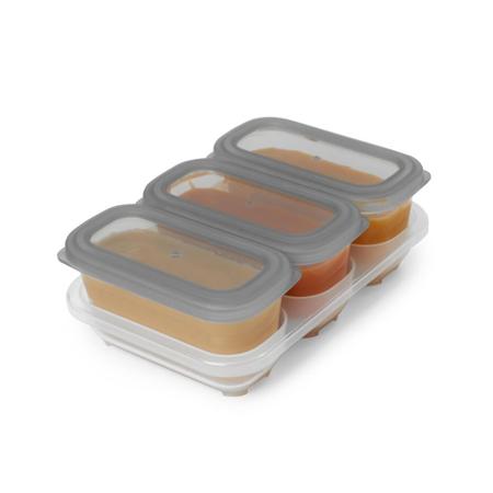 Skip Hop® Set posodic za shranjevanje hrane Easy-Store 180ml