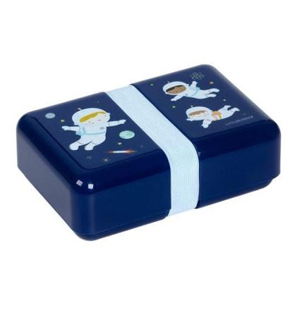 A Little Lovely Company® Škatlica za malico Astronavt