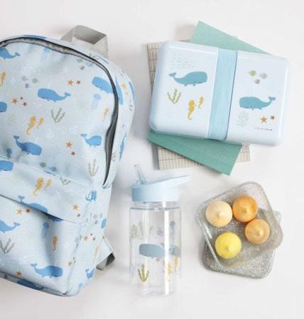 A Little Lovely Company® Škatlica za malico Ocean