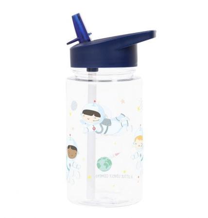 Little Lovely Company® Steklenička za pijačo Astronavt