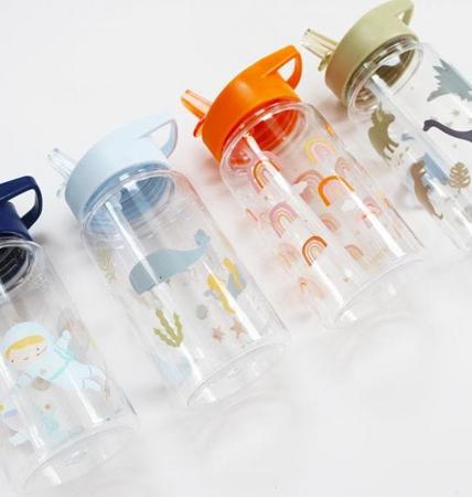 Little Lovely Company® Steklenička za pijačo Ocean