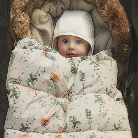 Elodie Details® Zimska vreča Meadow Blossom