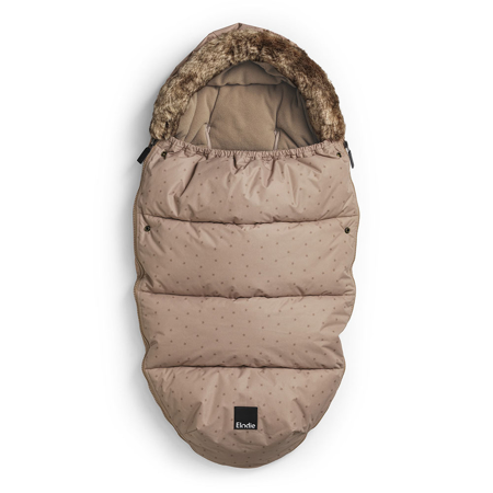 Slika Elodie Details® Zimska vreča Northern Star Terracotta