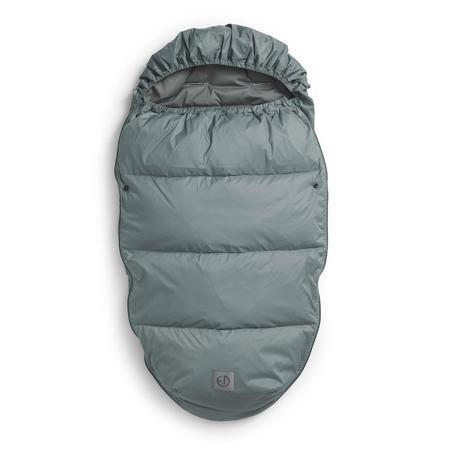 Slika Elodie Details® Zimska vreča s polnilom iz perja Deco Turquoise