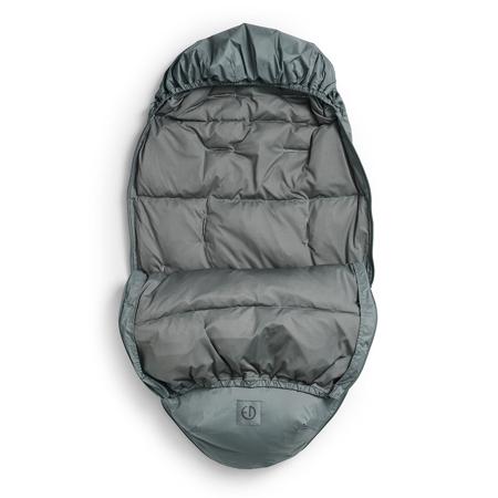 Elodie Details® Zimska vreča s polnilom iz perja Deco Turquoise