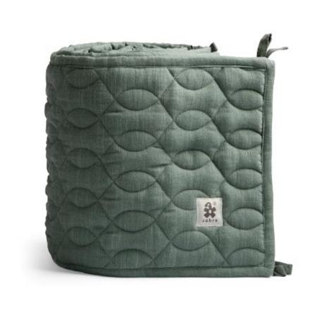 Slika Sebra® Obroba za posteljico Midnight Green