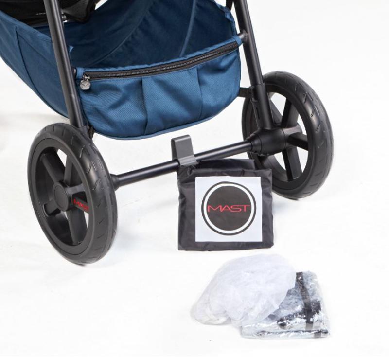MAST® Dežno pregrinjalo za voziček Mast 4