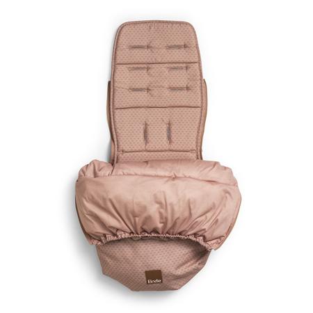 Elodie Details® Zimska vreča z univerzalno podlogo Pink Nouveau