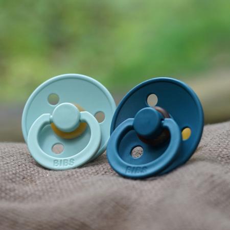 Bibs® Duda Nordic Mint & Forest Lake 1 (0-6m)