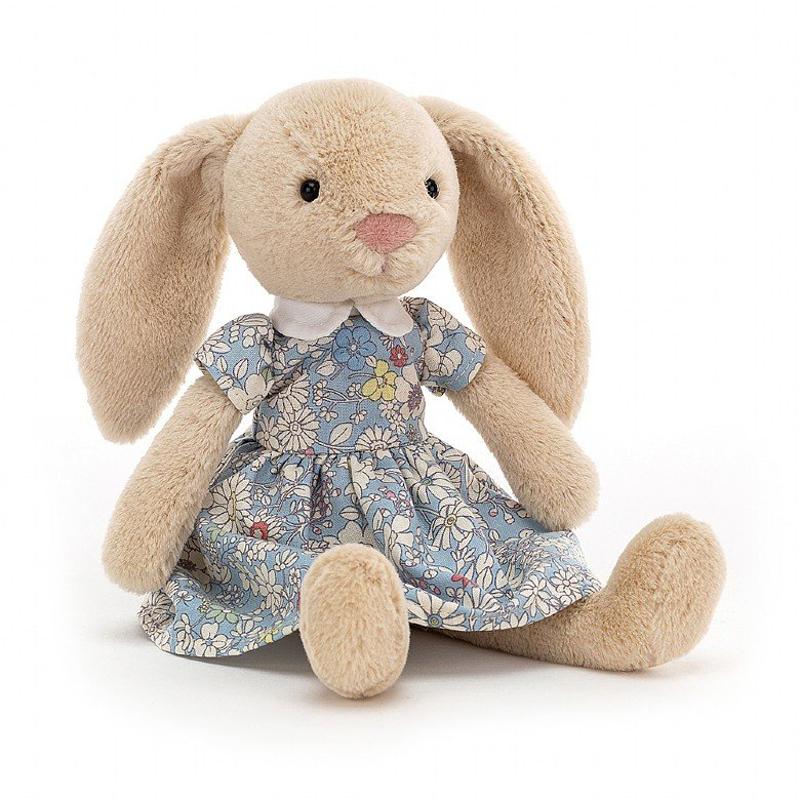 Jellycat® Plišasta igračka Floral Lottie Rabbit 27x10