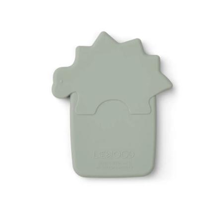 Liewood® Aktivnostna igračka iz silikona Telefon Dino Dove Blue