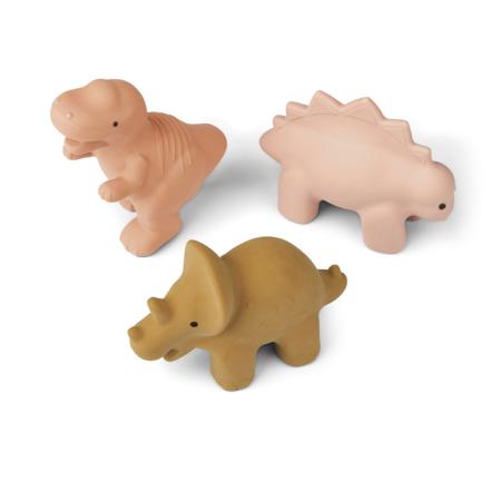 Slika Liewood® Set 3 igračk za kopanje David Dino Rose Multi Mix