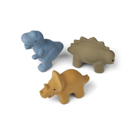 Slika Liewood® Set 3 igračk za kopanje David Dino Multi mix