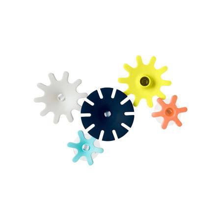 Slika Boon® Vodni zobniki za igranje Navy/Yellow