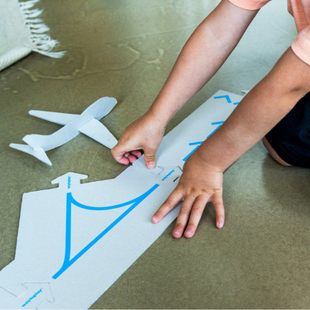 Way to Play® Igralni set Runway
