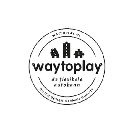 Way to Play® Lesen avtomobilček Back and Forth