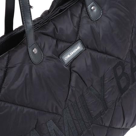 Childhome® Torba Family Bag Zwart