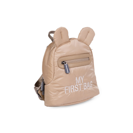 Childhome® Otroški nahrbtnik My First Bag Beige