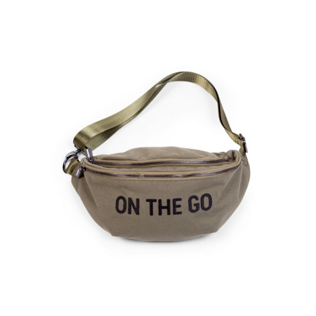 Slika Childhome® Torbica za okoli pasu On the Go Kaki