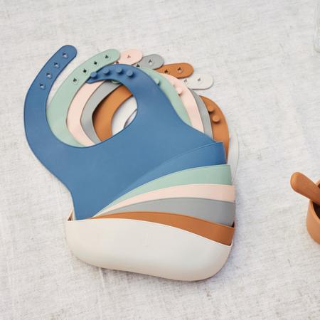 Jollein® Silikonski slinček Nougat