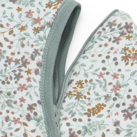 Jollein® Otroška spalna vreča s snemljivimi rokavi 90cm Bloom TOG 3.5