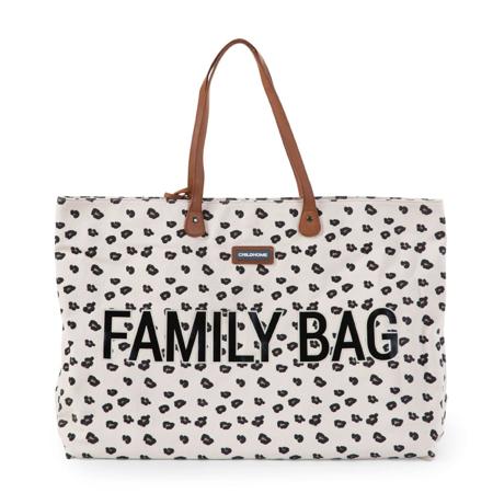 Slika Childhome® Torba Family Bag Leopard