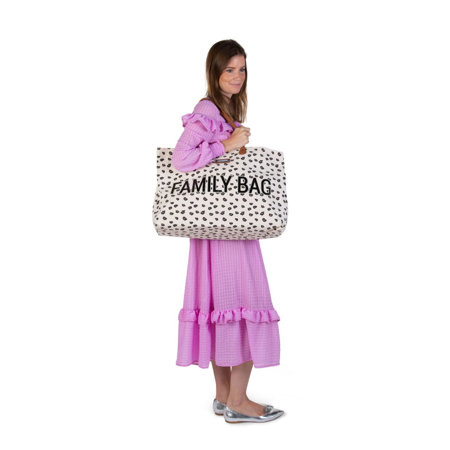 Childhome® Torba Family Bag Leopard