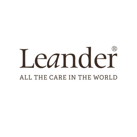 Leander® Previjalna podloga Matty Sage Green