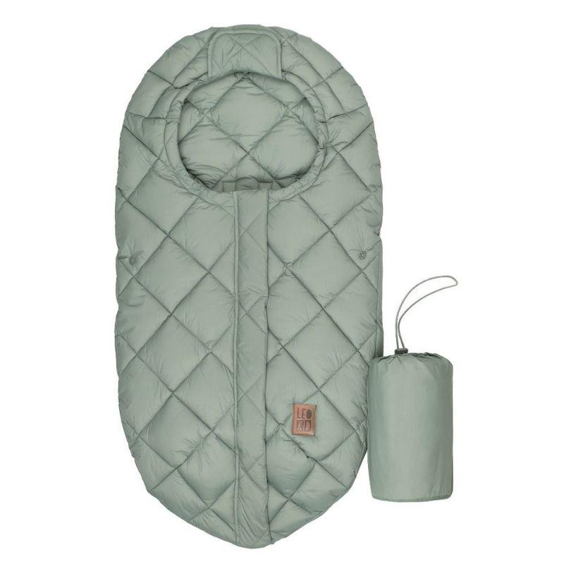 Leokid® Zimska vreča Light Compact Gray Mist