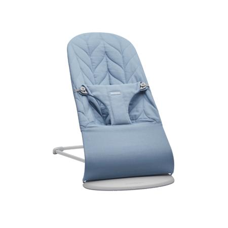 Slika BabyBjörn® Gugalnik Balance Bliss Cotton Petal Quilt Blue