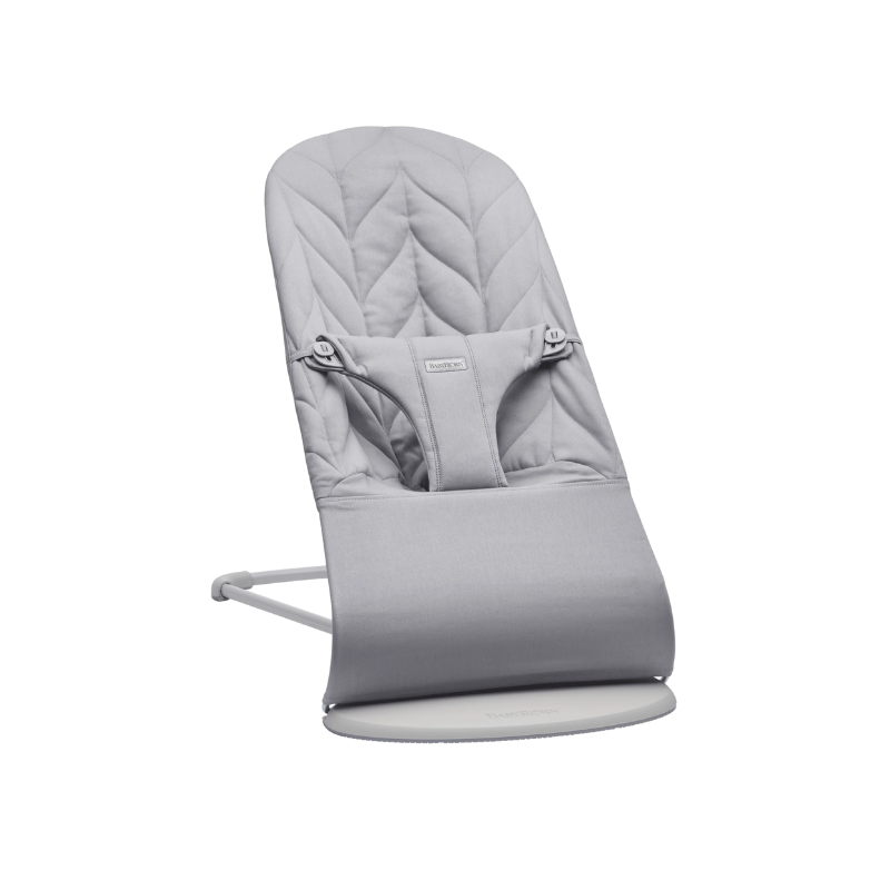 BabyBjörn® Gugalnik Balance Bliss Cotton Petal Quilt Light Grey