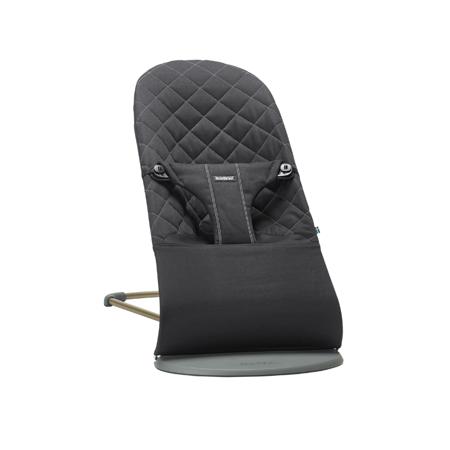 Slika BabyBjörn® Gugalnik Balance Bliss Cotton Classic Quilt Black