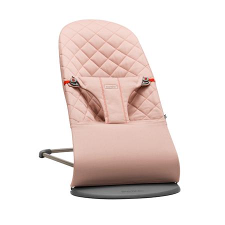 Slika BabyBjörn® Gugalnik Balance Bliss Cotton Classic Quilt Dusty Pink