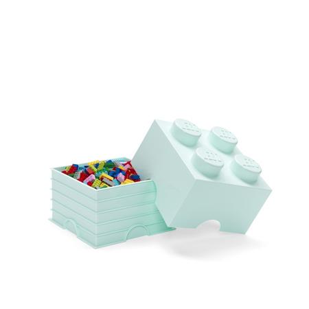 Lego® Škatla za shranjevanje 4 Aqua