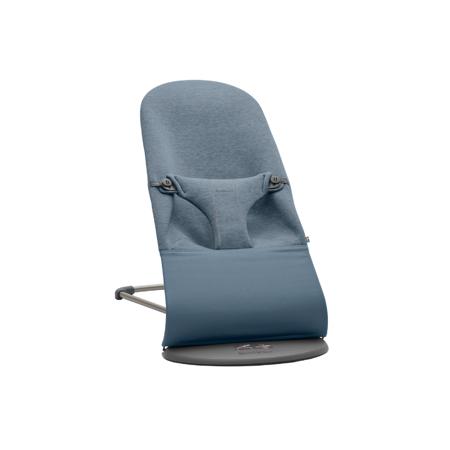 Slika BabyBjörn® Gugalnik Balance Bliss 3D Jersey Dove Blue