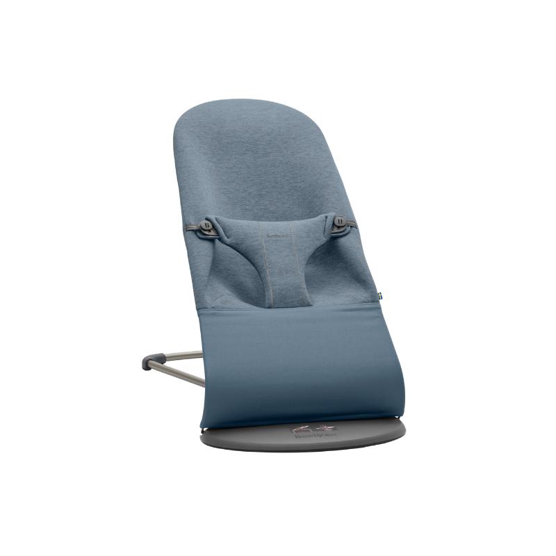 BabyBjörn® Gugalnik Balance Bliss 3D Jersey Dove Blue
